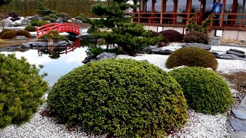Ogród japoński w Pisarzowicach
